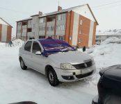 Из-за короткого замыкания полыхнула иномарка в Бердске