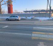 Водитель «Лады» сбил женщину на пешеходном переходе в Бердске