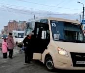 Проломить голову пообещали маршрутчики видеоблогеру в Бердске