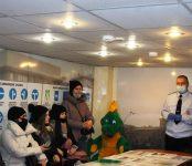Полк ДПС провёл «День открытых дверей» для студентов в Новосибирске