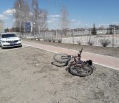 54-летнего велосипедиста в Бердске сбил грузовик из Новосибирска