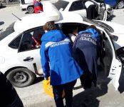 Отказался от медосвидетельствования «гонщик» на «Карине», из-за которого едва не пострадала 12-летняя девочка в Бердске