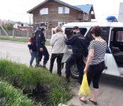 Разлучили двух подруг полицейские Бердска