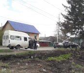 Жёсткое столкновение скорой помощи и внедорожника на перекрёстке в Бердске обошлось без пострадавших