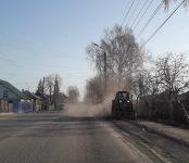 Руководитель УЖКХ Бердска рассказал об обеспыливании городских дорог