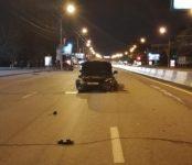 Смертельное в Новосибирске: Автомобиль, который врезался в иномарку погибшего, мог подрезать третий авто