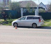 Автомобиль Toyota Wish сбил несовершеннолетнего пешехода в Бердске