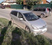 Автоледи на «Тойоте» сбила женщину пешехода в Бердске