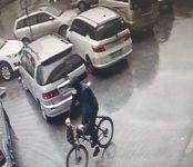 Велосипед без переднего крыла угнал неизвестный в Бердске