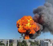 Взрывы на газозаправочной станции в Новосибирске аукнутся проверками АЗС Бердска