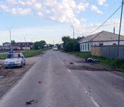 Два мотоциклиста разбились насмерть сегодня в Новосибирской области