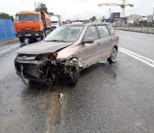 В тройном ДТП на трассе в Бердске могли пострадать двое малолетних пассажиров