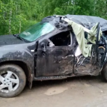 В Новосибирской области погибла пассажирка внедорожника