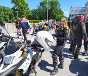 Бердск отметил всемирный День мотоциклиста грандиозной тусовкой у «Ориона»