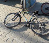 14-летнего велосипедиста сбила «Тойота» у школы №10 в Бердске