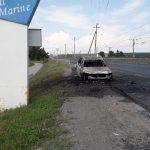 Поджигают и самовозгораются автомобили в Бердске