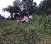 Под колёсами кемеровского Suzuki Grand Vitara в Искитимском районе погибла 29-летняя туристка из Кемерово