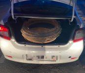 Сотрудники ДПС задержали в Новосибирске подозреваемых в краже автомобильных люков