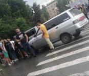 Молодой водитель сбил пожилую женщину на переходе в Бердске