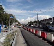 Перекроют движение транспорта по трассе Р-256 в Бердске в ночь на 22 августа
