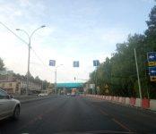 Движение по трассе Р-256 в районе Нового посёлка Бердска восстановлено