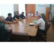 Мэр Бердска поручил ускорить темпы строительных работ на улице Черемушная своему заму