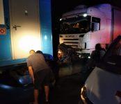 В тройном ДТП на трассе погибли погибли четыре человека