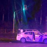 Сломала руку пассажирка «Яндекс.Такси» в ДТП на трассе в Бердске