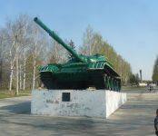 Взял в собственность танк и бронетранстёр из парка градоначальник Бердска