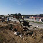 В мэрии заявили об ускорении темпов работ по реконструкции улицы Черёмушной в Бердске