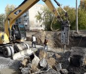 «Колоссальный объект»: как идёт капремонт улицы Черёмушная в Бердске